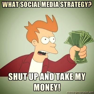 Sociale Media - aanwezigheid heeft enkel zin als je daarmee je klant bereikt