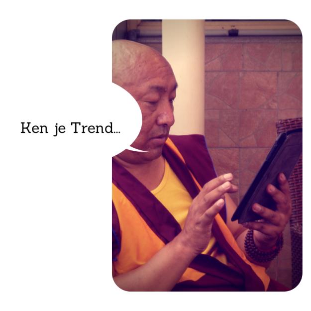 Trends verschijnen noch verdwijnen snel. Heb jij je antwoord klaar?
